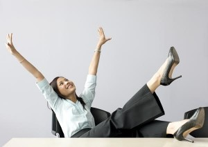 6 วิธีคิดบวกสไตล์คนประสบความสำเร็จ
