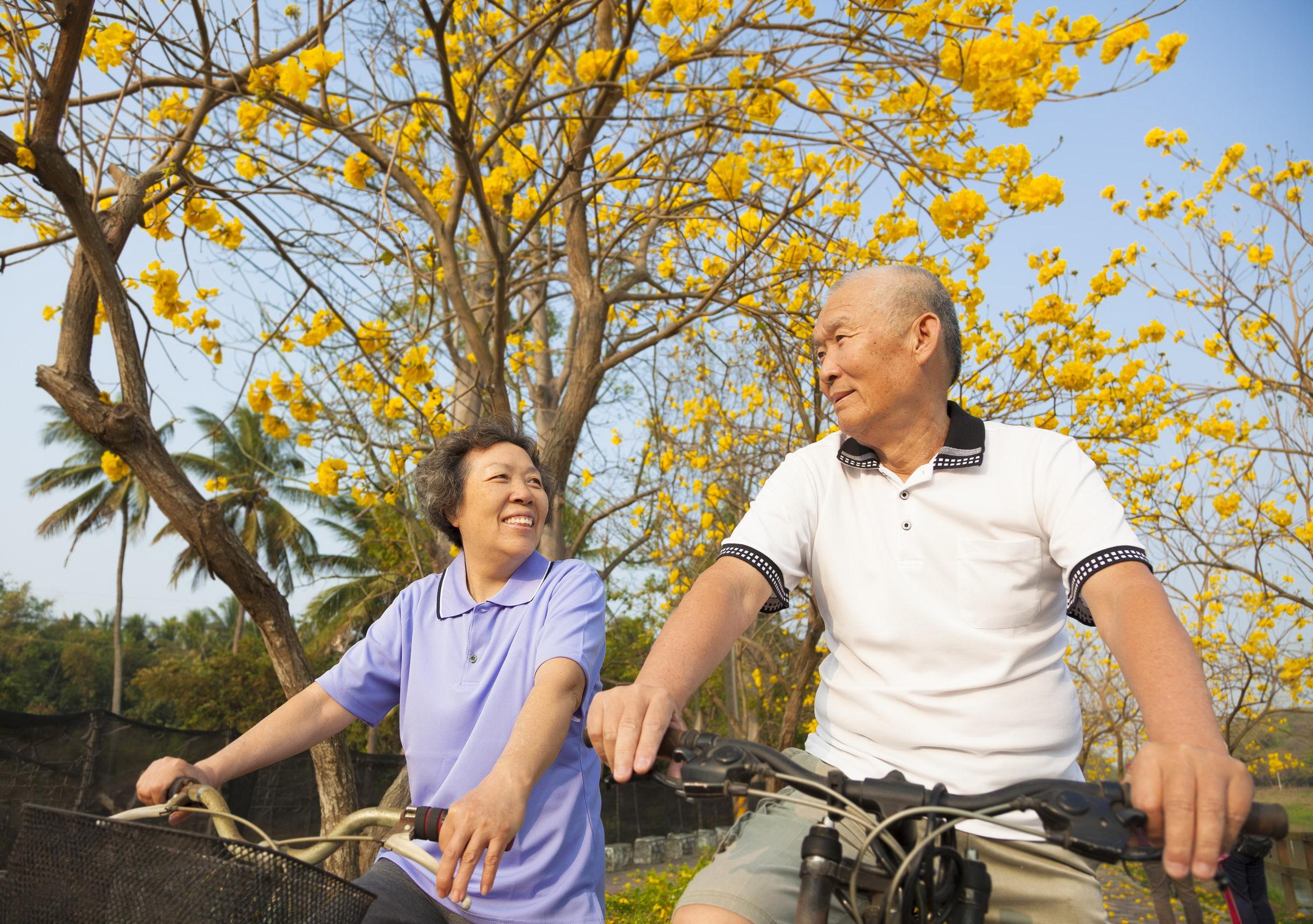 5 กิจกรรมทางกาย เพื่อสูงวัยแข็งแรง