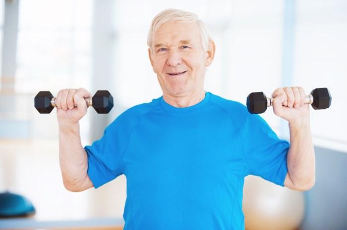 16 ท่าออกกำลังกายสำหรับผู้สูงอายุ