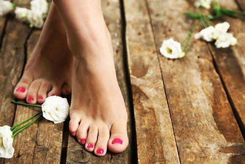 6 วิธีดับกลิ่นเท้าสุดเด็ด