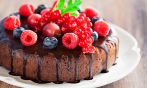 ลดน้ำหนักได้ด้วยเค้กช็อกโกแล็ต