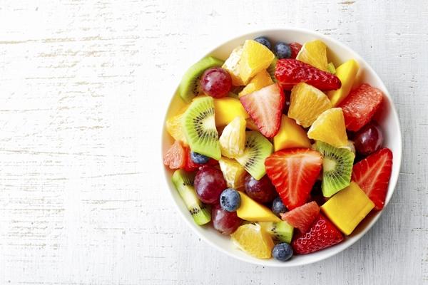 กินผลไม้