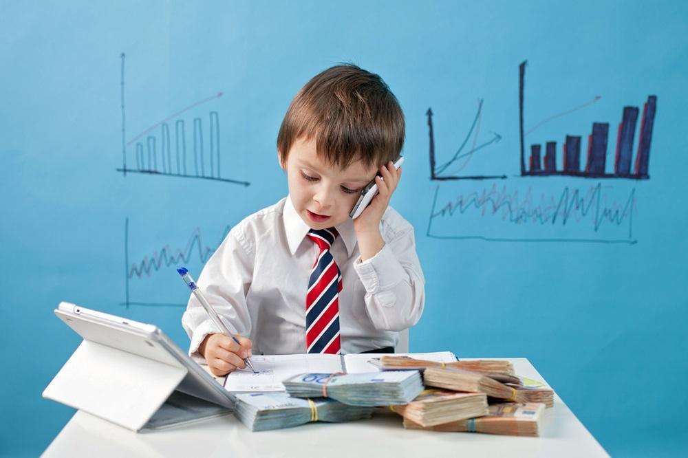 5 วิธีทำอย่างไรให้ลูกมีวินัยทางการเงิน